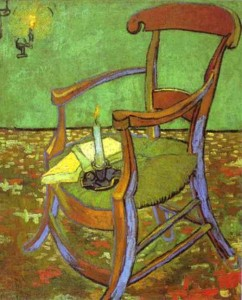 Readers Chair - Van Gogh